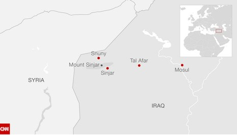 Lực lượng Kurd tấn công IS, chặn đường tiếp tế huyết mạch - ảnh 3