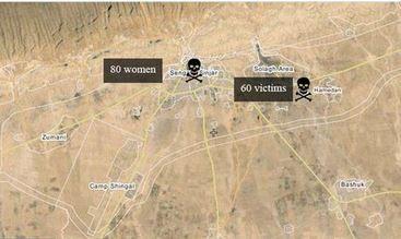 Phát hiện 2 ngôi mộ tập thể IS chôn hơn 100 người tại Iraq - ảnh 1