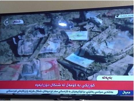 Phát hiện 2 ngôi mộ tập thể IS chôn hơn 100 người tại Iraq - ảnh 2