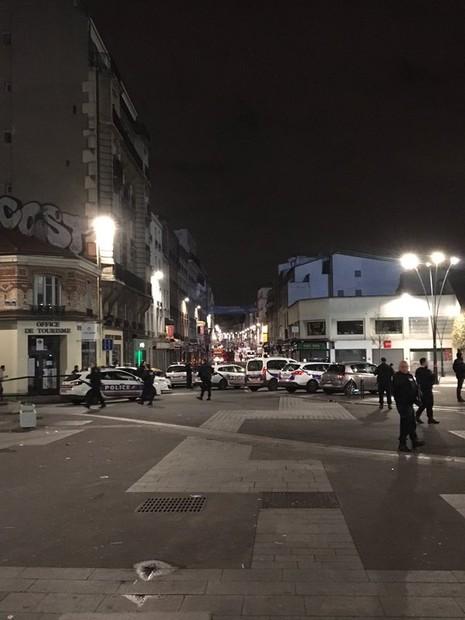 Nóng: Cảnh sát Pháp đấu súng, truy đuổi nghi phạm khủng bố Paris - ảnh 3