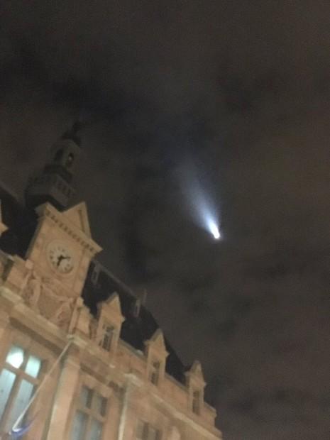Nóng: Cảnh sát Pháp đấu súng, truy đuổi nghi phạm khủng bố Paris - ảnh 5