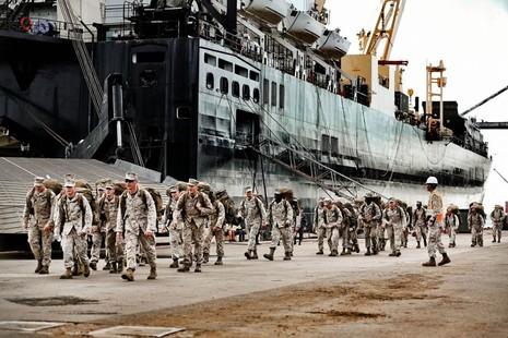 Úc trước sóng gió vì cho Trung Quốc thuê cảng quân sự - ảnh 2