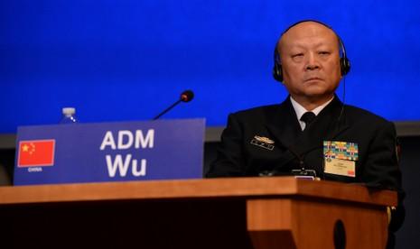 Đô đốc TQ: 'Hải quân TQ rất kiềm chế khi Mỹ khiêu khích' - ảnh 2