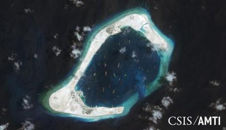 Đô đốc TQ: 'Hải quân TQ rất kiềm chế khi Mỹ khiêu khích' - ảnh 1