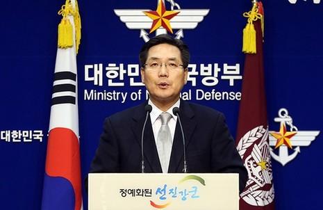 Hàn Quốc tiến hành tập trận bất chấp đe dọa từ Triều Tiên - ảnh 1