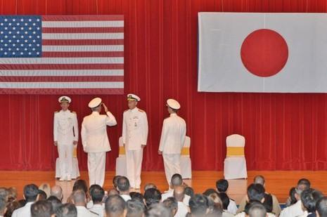 Tàu Nhật Bản chuẩn bị giám sát đảo nhân tạo trên biển Đông? - ảnh 1