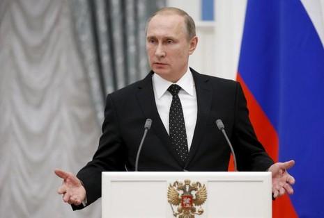 Tổng thống Putin từ chối gặp tổng thống Thổ Nhĩ Kỳ - ảnh 1
