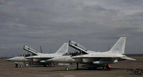Philippines nhận 2 chiến đấu cơ FA-50 từ Hàn Quốc - ảnh 1