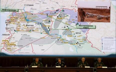 Mỹ bác bỏ cáo buộc của Nga nói 'Thổ Nhĩ Kỳ mua dầu IS' - ảnh 1