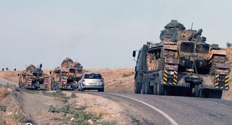Thổ Nhĩ Kỳ toan tính gì khi triển khai quân đến Iraq? - ảnh 1