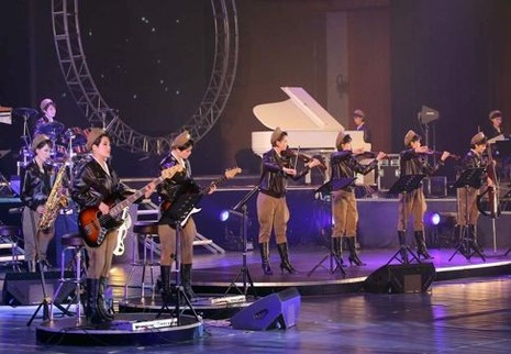 Nhóm nhạc Triều Tiên bỏ về nước vì ông Tập không đến xem - ảnh 2