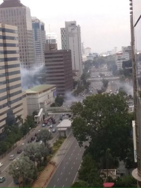 Cuộc tấn công khủng bố tại Indonesia đã kết thúc - ảnh 13