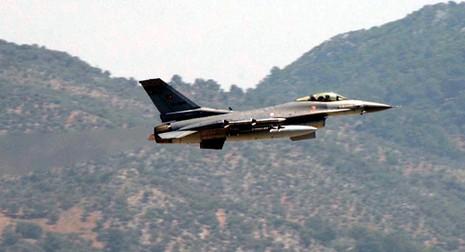 6 chiếc F-16 của Thổ Nhĩ Kỳ xâm phạm không phận Hy Lạp - ảnh 1