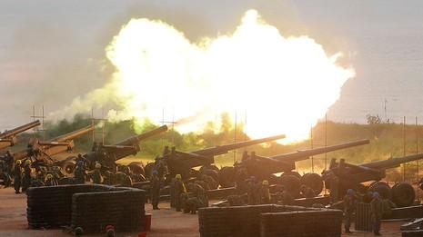 Thổ Nhĩ Kỳ nã pháo miền Bắc Syria, căng thẳng tăng cao - ảnh 1