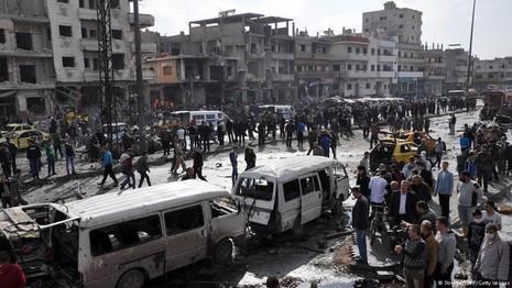 IS đánh bom liên hoàn đẫm máu, hơn 180 người chết - ảnh 3