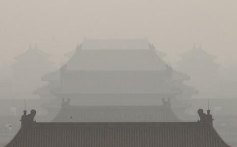 Bắc Kinh xây hệ thống 'thông gió' khổng lồ thổi tan khói độc - ảnh 1