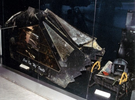 Máy bay tàng hình Mỹ có thể bị bắn hạ 'dễ dàng' - ảnh 1