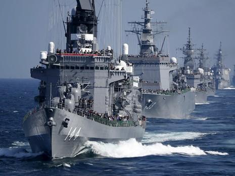 Tàu chiến Nhật sắp thăm Việt Nam vào tháng 4 - ảnh 1