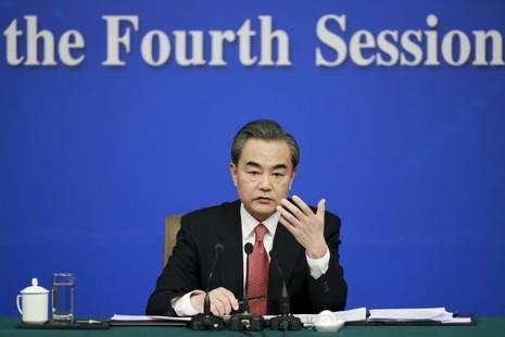 Trung Quốc nói Nhật Bản 'hai mặt' - ảnh 1