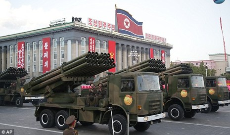Phát hiện động đất nghi Bình Nhưỡng thử hạt nhân? - ảnh 1