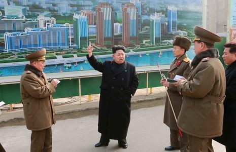 Triều Tiên xây cả khu phố dành riêng cho khoa học gia - ảnh 1
