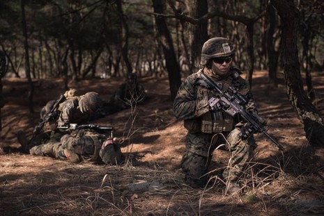 Thủy quân lục chiến Hàn Quốc lập đơn vị 'Sparta' chống Triều Tiên - ảnh 1