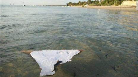 Úc bắt đầu kiểm tra các mảnh vỡ nghi của MH370  - ảnh 1