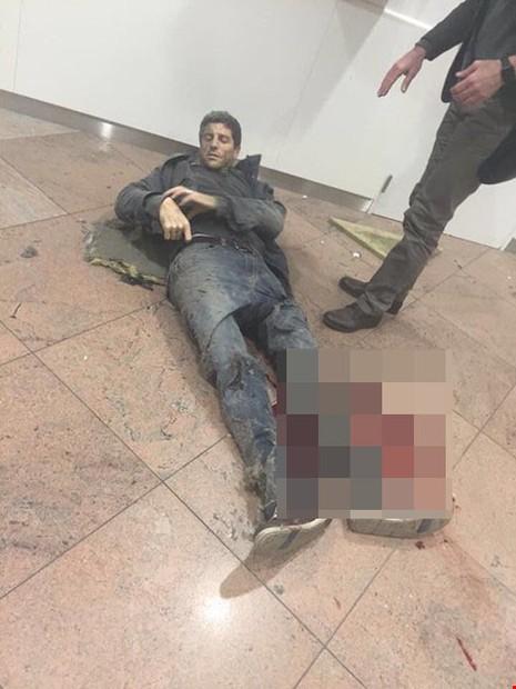 Bỉ xác nhận thủ đô bị tấn công là do khủng bố - ảnh 13