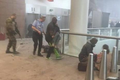 Bỉ xác nhận thủ đô bị tấn công là do khủng bố - ảnh 5