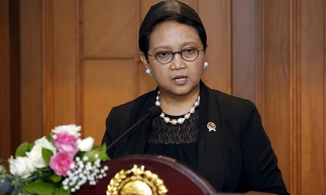 Indonesia sẽ truy tố tám ngư dân tàu đánh cá Trung Quốc   - ảnh 1