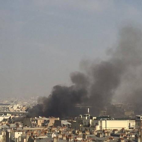 Nổ gas dữ dội tại Paris: 17 người bị thương - ảnh 3