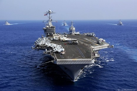 Mỹ lên kế hoạch tuần tra gần đảo tranh chấp tại biển Đông - ảnh 1