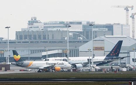 Bỉ mở lại sân bay quốc tế, thắt chặt an ninh - ảnh 1