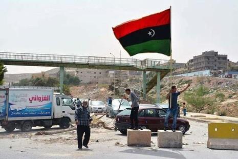 Quân IS bị đẩy lui khỏi thành phố miền Đông Libya - ảnh 2