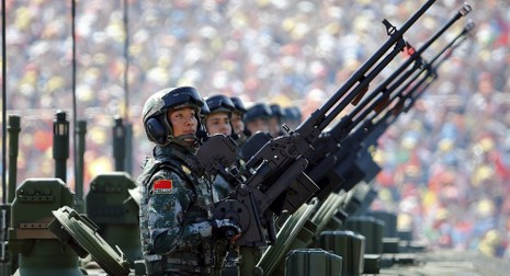 Trung Quốc tung video tuyển quân với lời ca hip-hop hiếu chiến - ảnh 1