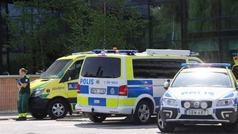 Rò rỉ hóa chất tại Thụy Điển, hàng trăm người sơ tán - ảnh 2