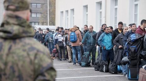 2.500 người tị nạn 'biến mất' tại Phần Lan - ảnh 1