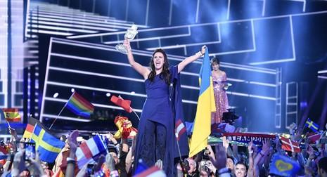 """Vượt qua Nga, Ukraine vô địch đại nhạc hội châu ÂU """"Eurovision"""" 2016 - ảnh 1"""