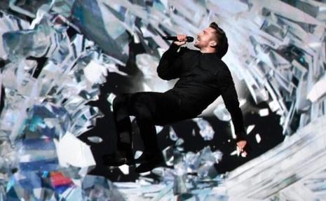 Đại nhạc hội châu Âu châm ngòi tranh cãi chính trị Nga-Ukraine - ảnh 2