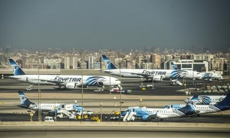 Máy bay Ai Cập có khả năng rơi gần đảo ngoài khơi Hy Lạp - ảnh 1