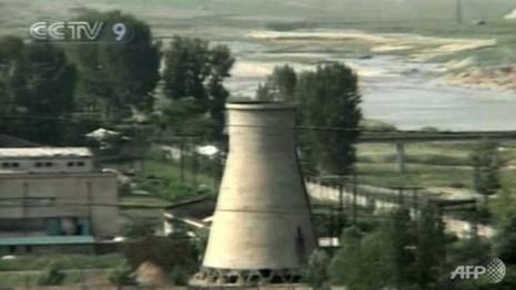 Triều Tiên tái sản xuất plutonium chế tạo bom nguyên tử - ảnh 1