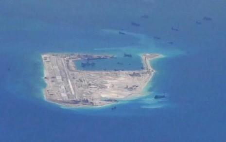 Trung Quốc 'khuyên' Mỹ về chính sách ở biển Đông - ảnh 1