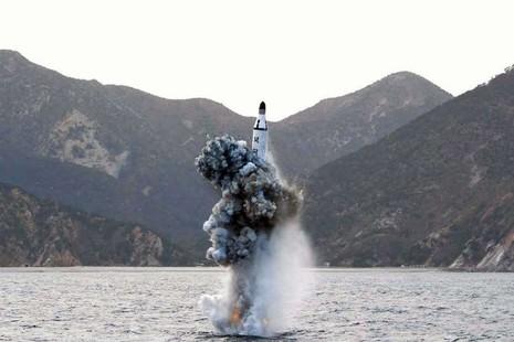 Mỹ sẽ sớm thông báo đặt tên lửa phòng thủ ở Hàn Quốc - ảnh 1