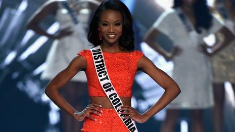 Chiêm ngưỡng vẻ đẹp của nữ sĩ quan đoạt giải Hoa hậu nước Mỹ - ảnh 4