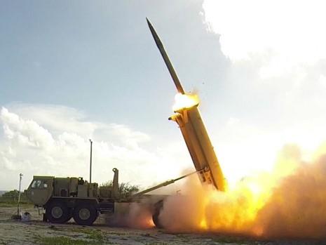 Bộ trưởng Hàn Quốc: Cần tên lửa Mỹ để đối phó Triều Tiên - ảnh 1