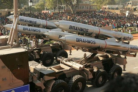 Ấn Độ muốn bán tên lửa hành trình siêu thanh cho Việt Nam - ảnh 1