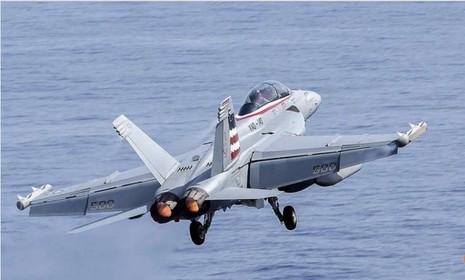 Mỹ đưa thêm máy bay tấn công tới Philippines - ảnh 1