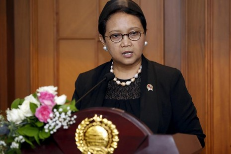 Indonesia bác bỏ lập trường của Trung Quốc về 'vùng biển chồng lấn' - ảnh 1