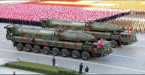 Triều Tiên phóng liên tiếp hai tên lửa đạn đạo tầm trung - ảnh 1