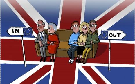 Anh trưng cầu dân ý: Phe 'chia tay' EU sẽ thắng sát nút - ảnh 1